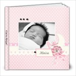 Klaire_Precious Little Ones - 8x8 Photo Book (20 pages)
