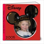 Disney 2005 - 8x8 Photo Book (20 pages)