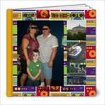 chicago trip book - 8x8 Photo Book (20 pages)