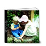 4x4 book - 4x4 Deluxe Photo Book (20 pages)