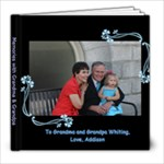 Whiting gift - 8x8 Photo Book (20 pages)