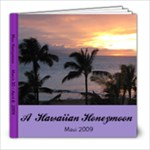 Honeymoon - 8x8 Photo Book (39 pages)