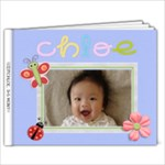 CHLOE1 - 9x7 Photo Book (20 pages)