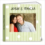 Josh & Trish - 8x8 Photo Book (20 pages)