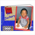 zackbook2 - 9x7 Photo Book (20 pages)