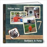 Trip to Baltimore - 8x8 Photo Book (39 pages)