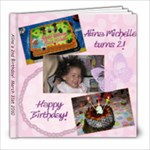 Alina s 2nd bday - 8x8 Photo Book (20 pages)