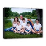 FAMILY pic HQ - Canvas 16  x 12  (Stretched)