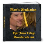 Matt s Graduation - 8x8 Photo Book (20 pages)