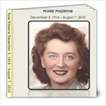 Rose Ritzema Life through Pictures - 8x8 Photo Book (20 pages)