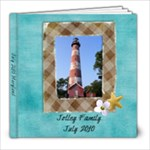 Jolleys July - 8x8 Photo Book (39 pages)