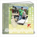 manjen trips - 8x8 Photo Book (20 pages)