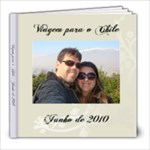 Rafa chile - 8x8 Photo Book (20 pages)