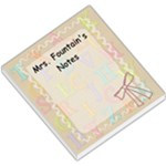 mrs fountains notes - Small Memo Pads