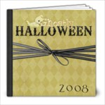 Halloween 2008 - 8x8 Photo Book (20 pages)