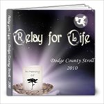 RelayBook - 8x8 Photo Book (20 pages)