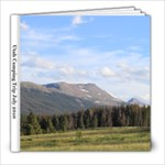 Utah Camping Trip July 2010 photobook - 8x8 Photo Book (20 pages)