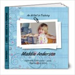 Maddie s arat book - 8x8 Photo Book (20 pages)