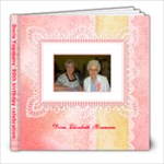 doris  90th birthday - 8x8 Photo Book (20 pages)