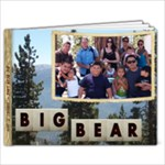 Big Bear 2010 - 9x7 Photo Book (20 pages)