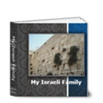 iSRAELI FAMILY - 4x4 Deluxe Photo Book (20 pages)