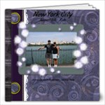 NYC 2010 - 12x12 Photo Book (20 pages)