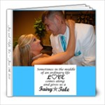 Jay and Ayla wedding - 8x8 Photo Book (20 pages)