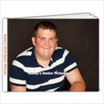 senior pictures - 9x7 Photo Book (20 pages)