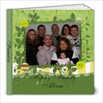 family book - 8x8 Photo Book (20 pages)