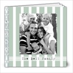 Alisha Family - 8x8 Photo Book (20 pages)