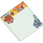 Memo Pad, fun winter - Small Memo Pads