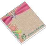 Flowers & Flutterbys - Memo Pad 01 - Small Memo Pads
