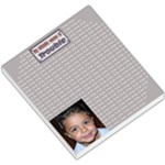 boy template - Small Memo Pads