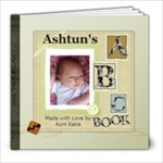 Ashtun - 8x8 Photo Book (20 pages)