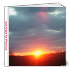 gods promises - 8x8 Photo Book (20 pages)