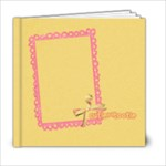 6x6 Cutiepatootie Album - template - 6x6 Photo Book (20 pages)