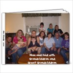 Mom s Grandkids and Great Grandkids - 9x7 Photo Book (20 pages)