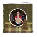A Merry Little Victorian Christmas Book - 6x6 Photo Book (20 pages)
