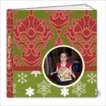 Making Spirits Bright Christmas Book 8x8 - 8x8 Photo Book (20 pages)