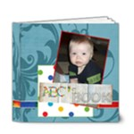 ABC s of Me - 6x6 Deluxe Photo Book (20 pages)