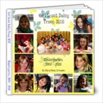Daisy Troop 3818 - 8x8 Photo Book (20 pages)