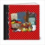6x6 Recipe Book - 6x6 Photo Book (20 pages)