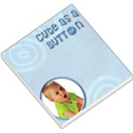 Cute as a button - MEMOPAD - Small Memo Pads