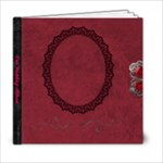 6 x 6 Wedding Album - 6x6 Photo Book (20 pages)