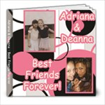 BFF Book - 8x8 Photo Book (20 pages)