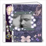 john and missty book - 8x8 Photo Book (20 pages)