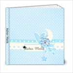6x6 Precious Little Ones - TEMPLATE - 6x6 Photo Book (20 pages)