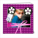 flower power 6x6 template - 6x6 Photo Book (20 pages)