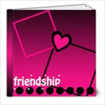 FRIEND SHIP 8x8 - 8x8 Photo Book (20 pages)