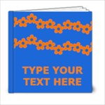 Complementary colours 6x6 - 6x6 Photo Book (20 pages)